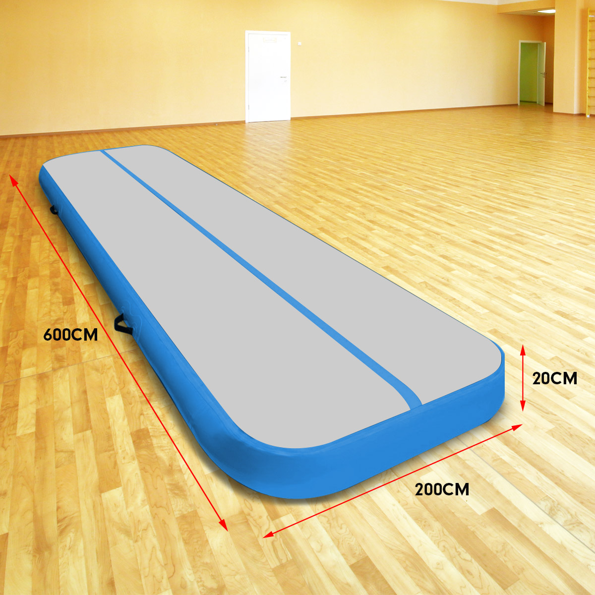 Airtrack Nordic Mat