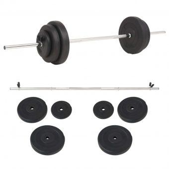 Barbell Set 30 kg