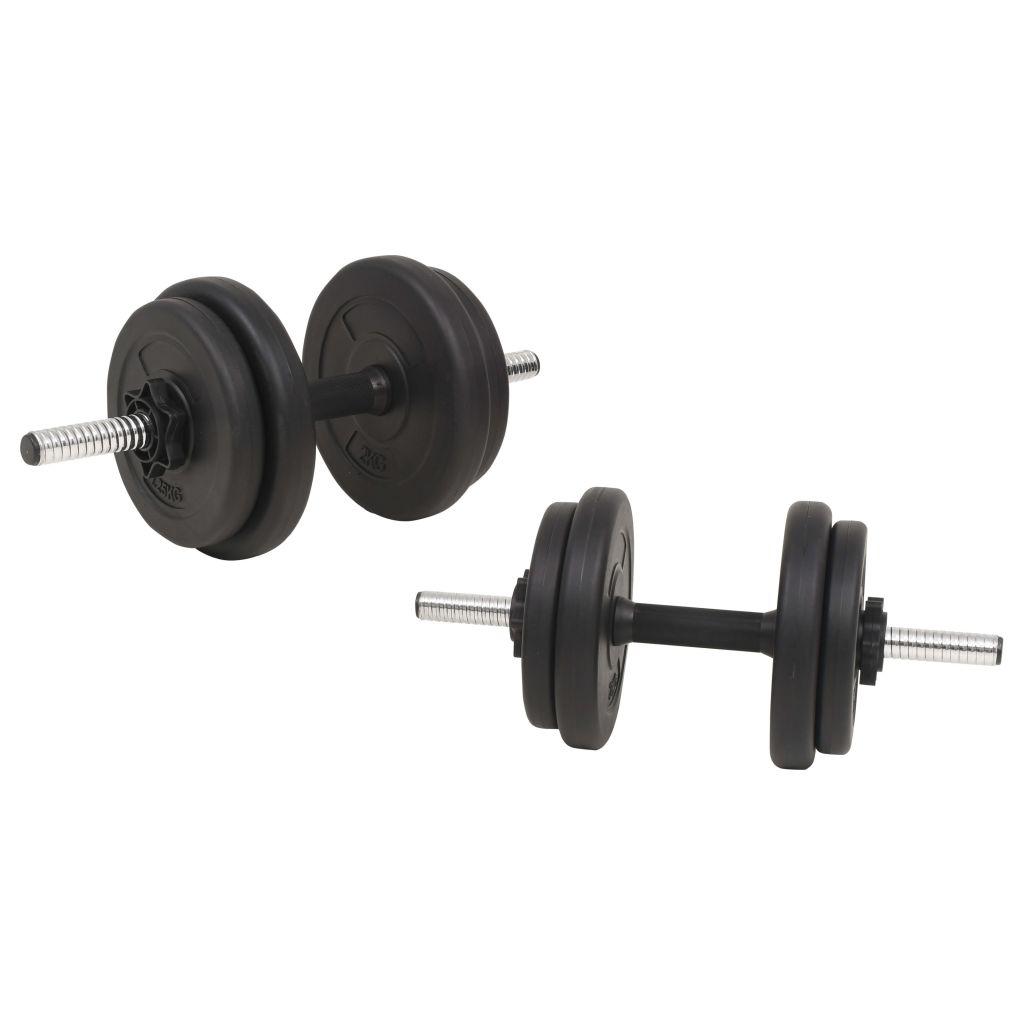 Barbell and Dumbbell Set 60 kg