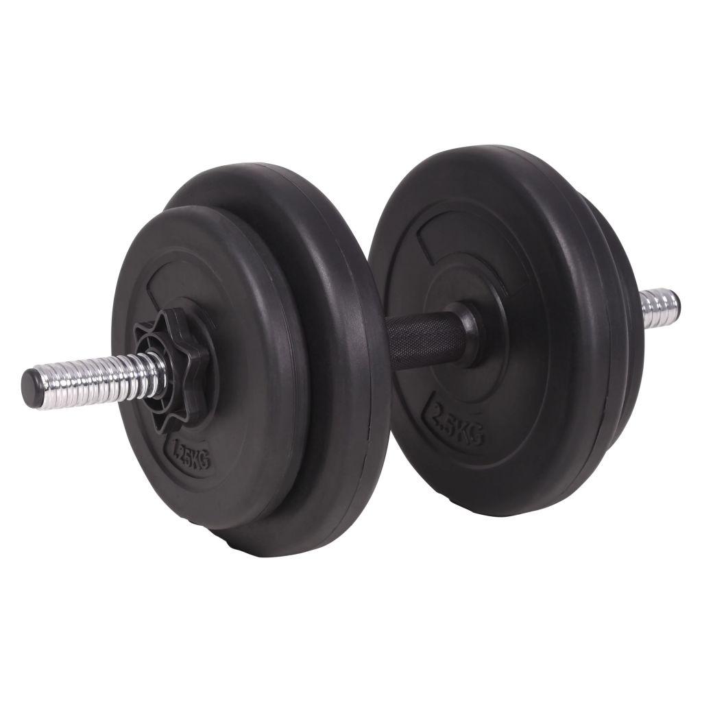 Barbell and Dumbbell Set 90 kg