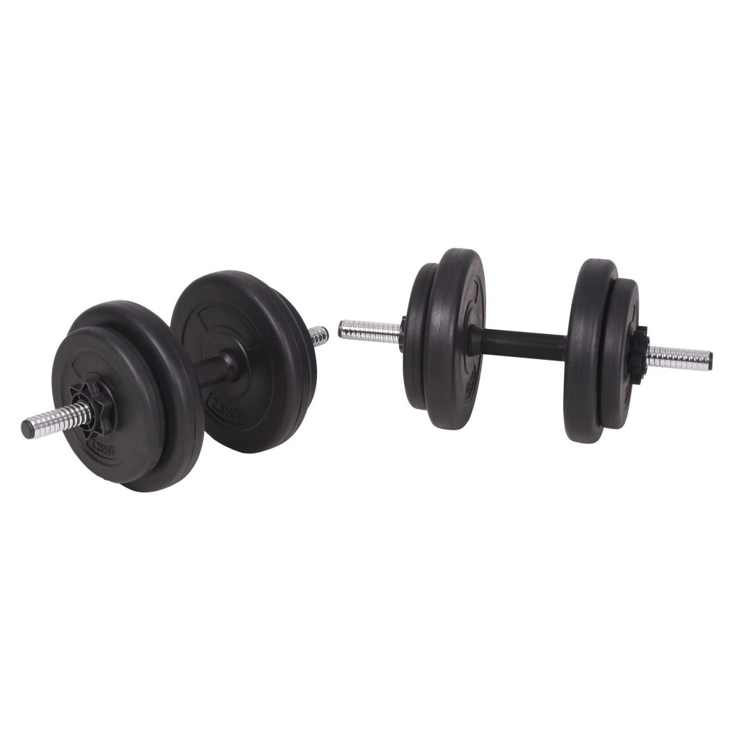 Barbell and Dumbbell Set 120 kg