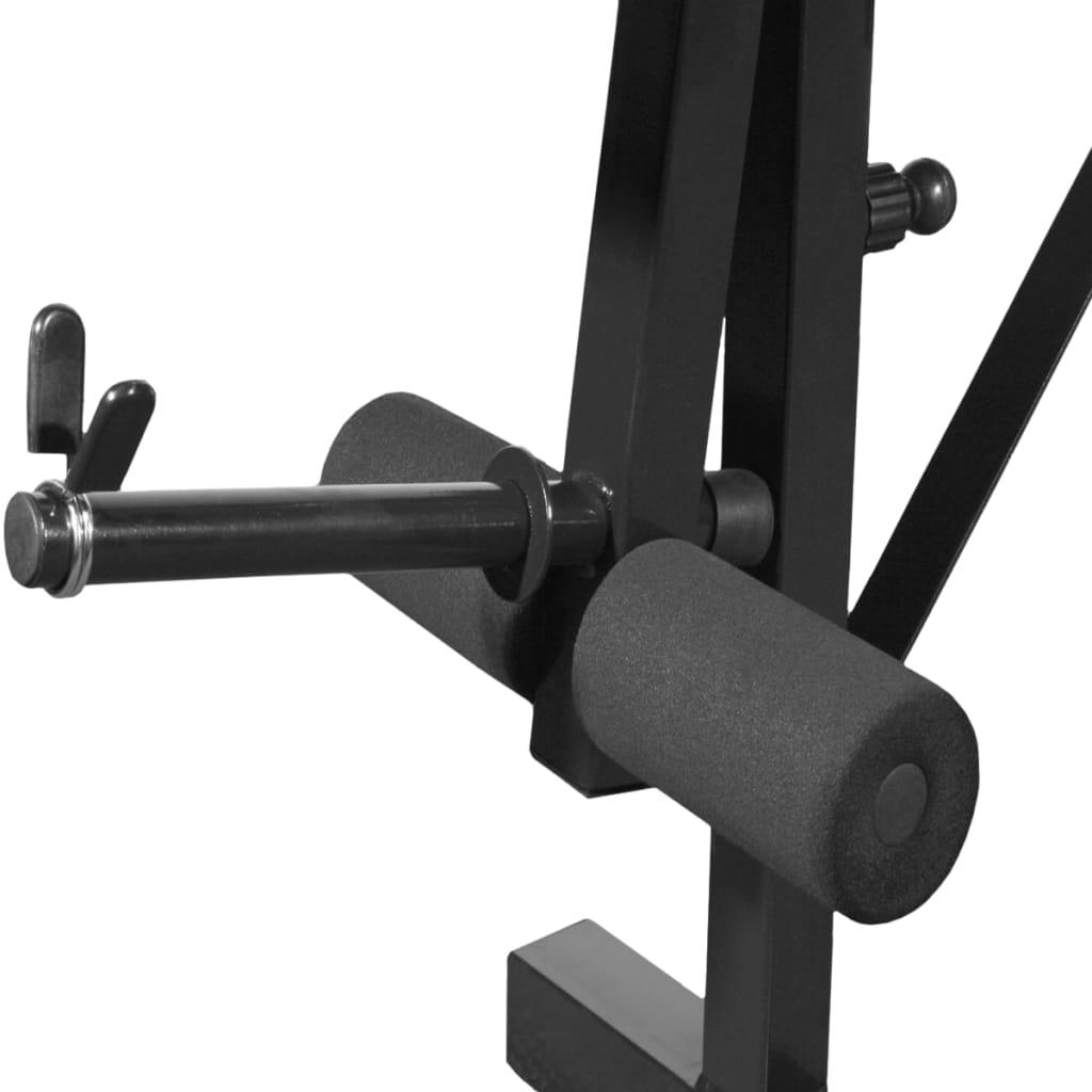 Folding Weight Bench