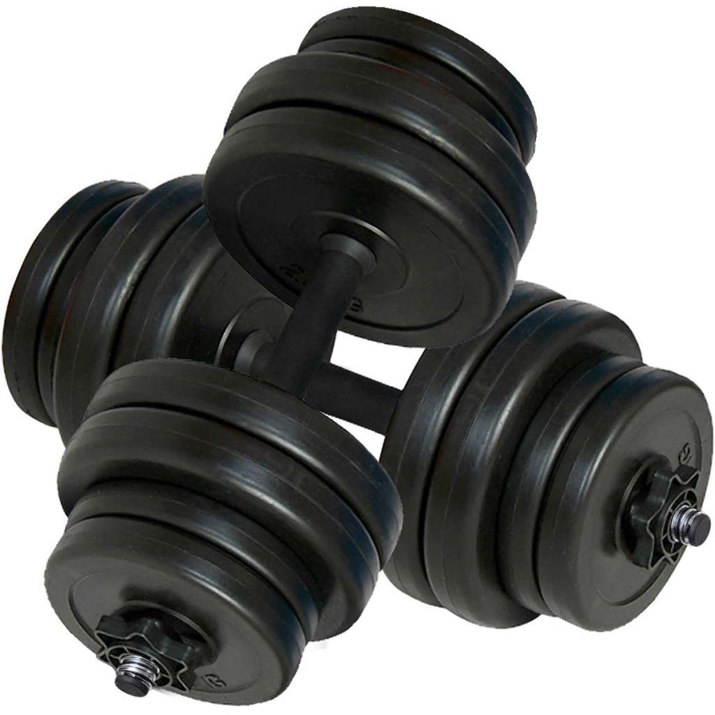 Dumbbells 2x15 kg