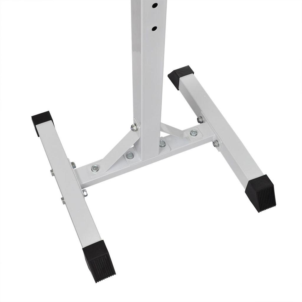 Squat Barbell Rack Set