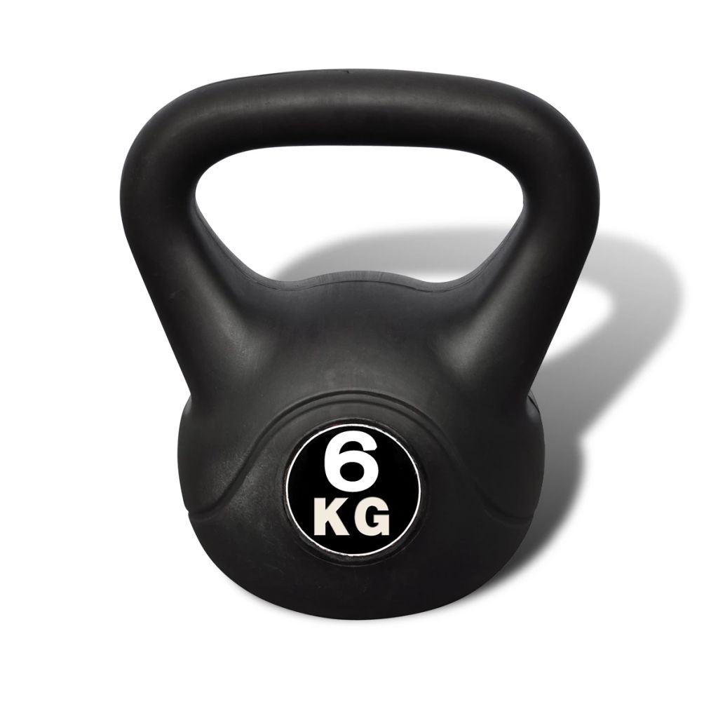 Kettle Bell Workout 6 kg