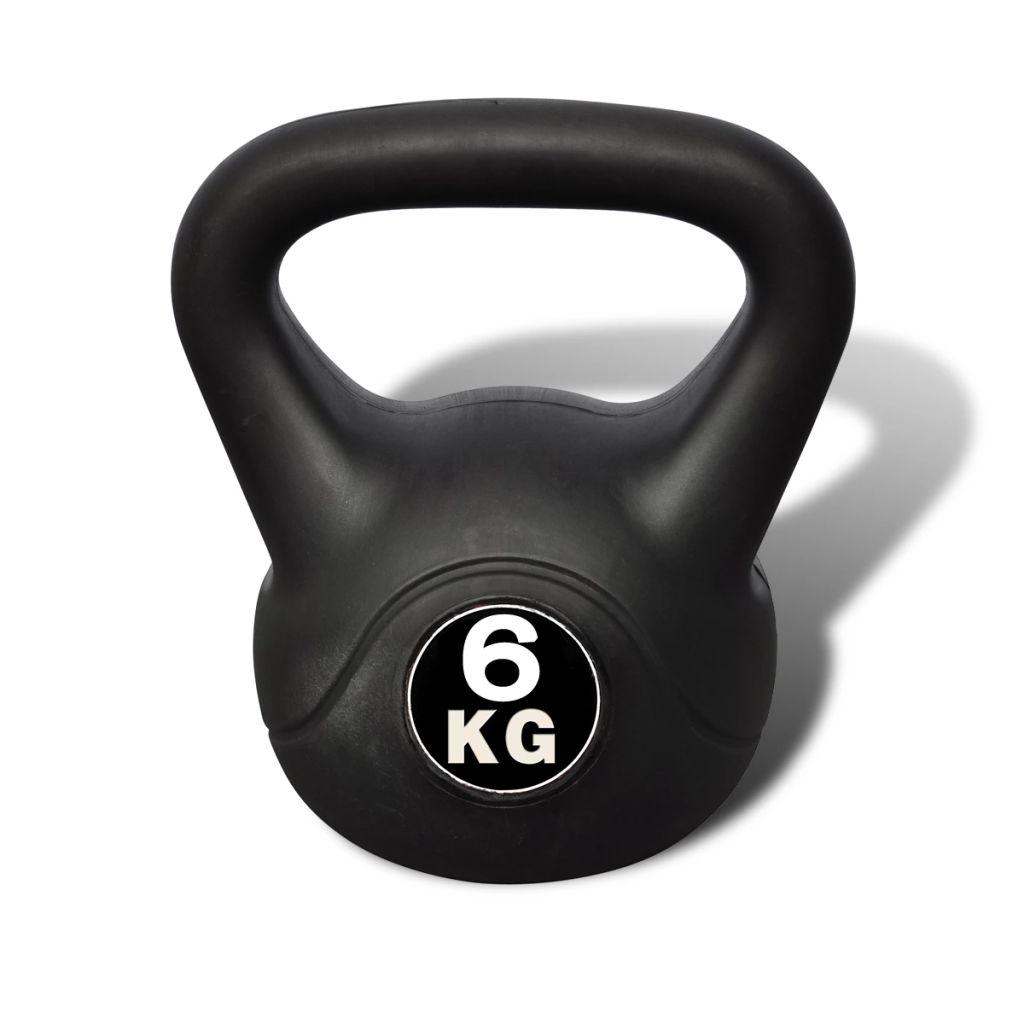 Kettle Bell Workout 6 kg
