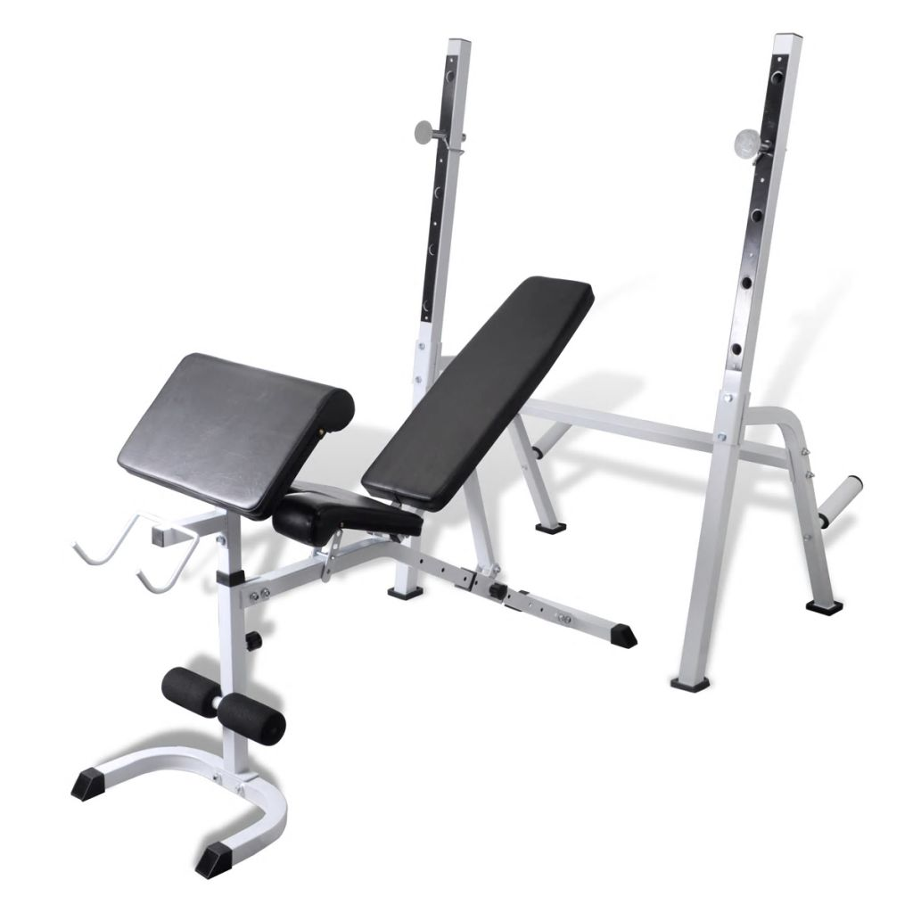 Multi-exercise Workout Bench