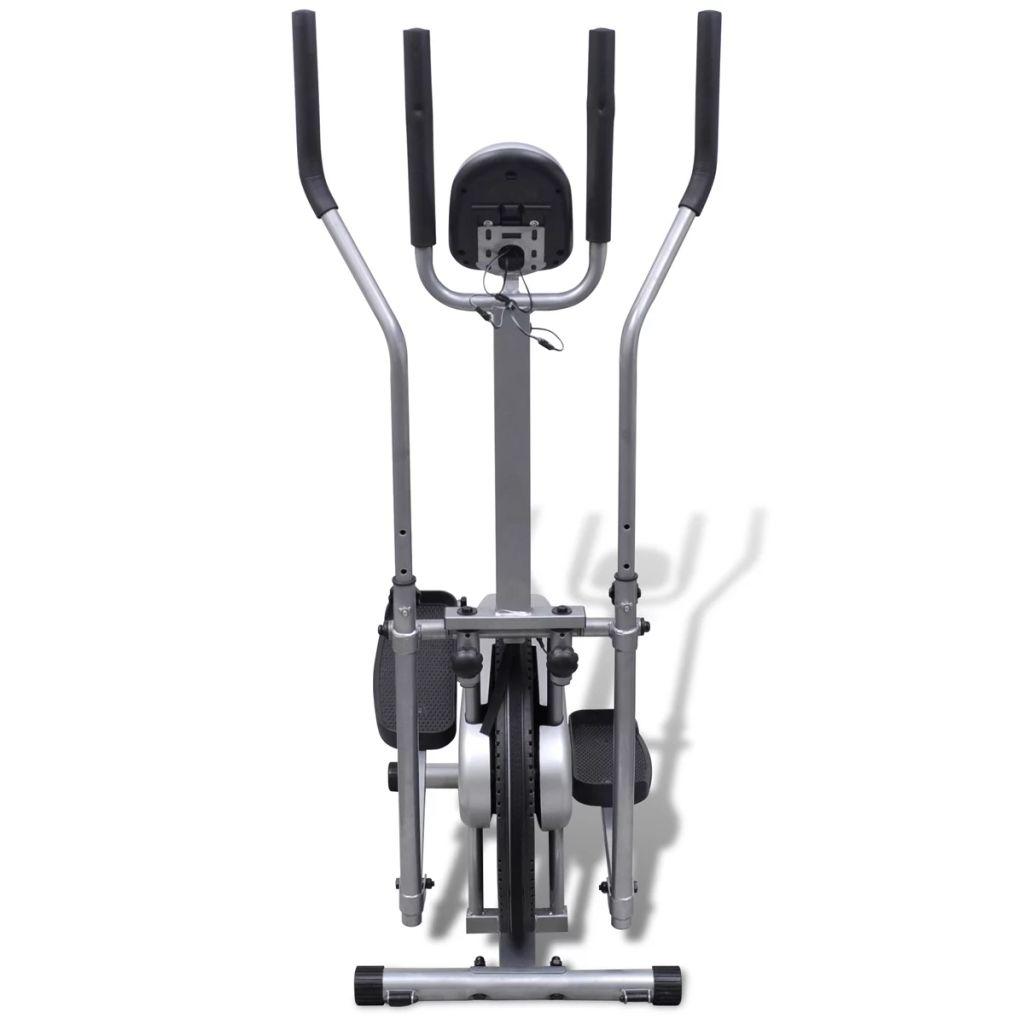 Orbitrac Elliptical Trainer Exercise Bike 4 Pole Pulse