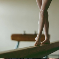 Gymnastics Bars & Balance Beams