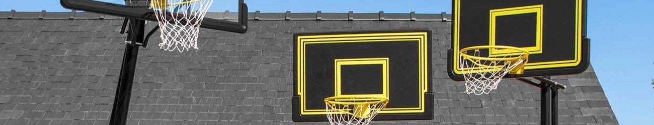 Basketball Hoop & Stand